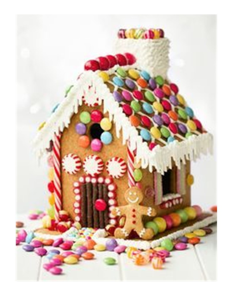 Just because there will not be a Middle Street Walk this year, does not mean that making a Gingerbread House won't be just as much fun! Practice this year for the Gingerbread House Contest on December 11,2021!